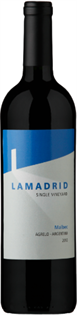 Lamadrid Malbec 2013 750ml
